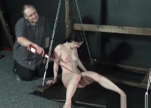 Slave girls punishment